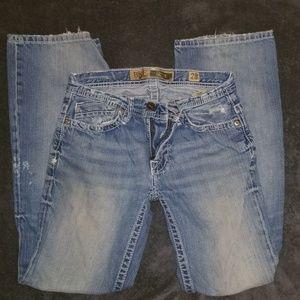 BKE mens Carter sz 28×32 jeans